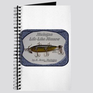 Michigan Lifelike Minnow Journal