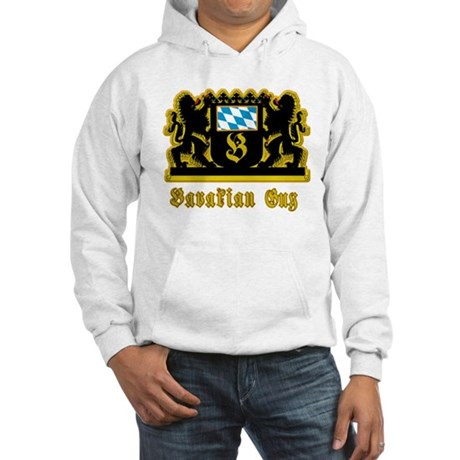 Bavarian Guy Oktoberfest Hooded Sweatshirt