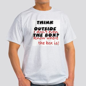 Outside the Box Light T-Shirt