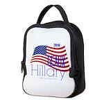 Geaux Hillary 2016 Neoprene Lunch Bag