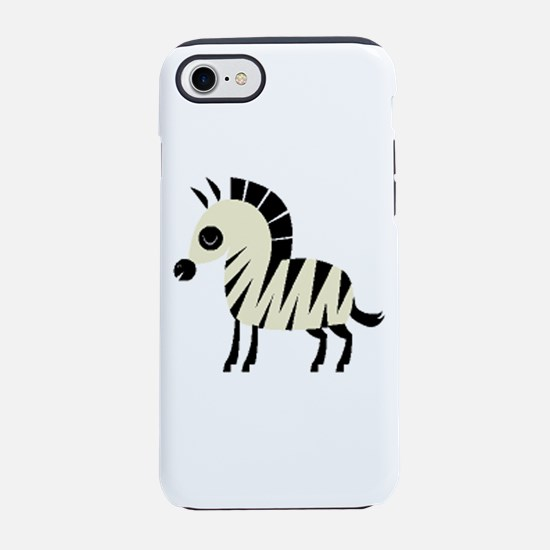 Zebra Iphone 7 Tough Case