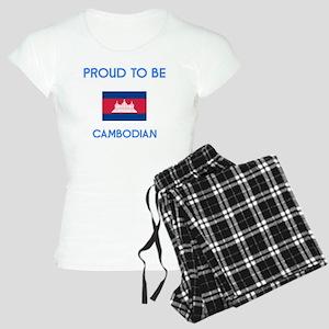 Proud to be Cambodian Pajamas
