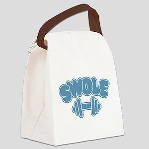 Swole Canvas Lunch Bag