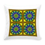 Eternal Flower Wheels 18 Everyday Pillow