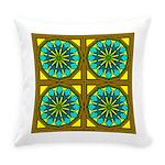 Eternal Flower Wheels 20 Everyday Pillow