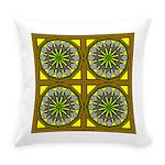 Eternal Flower Wheels 22 Everyday Pillow