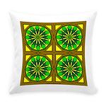 Eternal Flower Wheels 25 Everyday Pillow