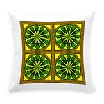 Eternal Flower Wheels 26 Everyday Pillow