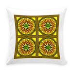 Eternal Flower Wheels 27 Everyday Pillow