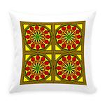 Eternal Flower Wheels 31 Everyday Pillow