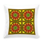 Eternal Flower Wheels 32 Everyday Pillow