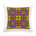 Eternal Flower Wheels 34 Everyday Pillow