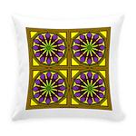 Eternal Flower Wheels 35 Everyday Pillow