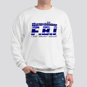 FBI Hawaiian Sweatshirt
