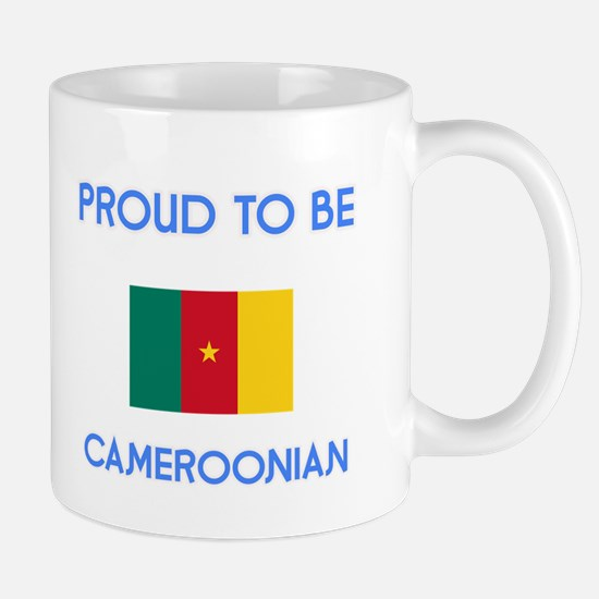 Proud to be Cameroonian Mugs