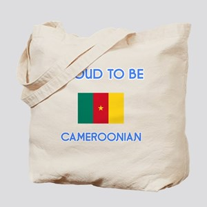 Proud to be Cameroonian Tote Bag