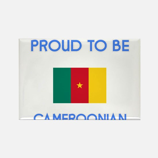 Proud to be Cameroonian Magnets