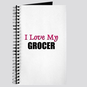 I Love My GROCER Journal