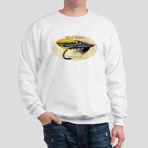 Farlow Salmon Fly Sweatshirt