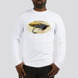 Farlow Salmon Fly Long Sleeve T-Shirt