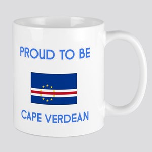 Proud to be Cape Verdean Mugs