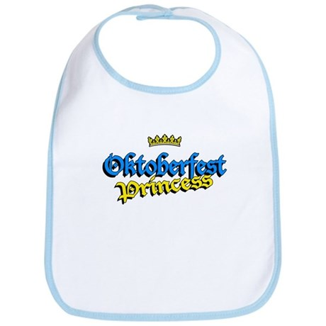 Oktoberfest Princess Bib