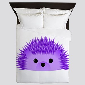 Redgy the Hedgehog Queen Duvet