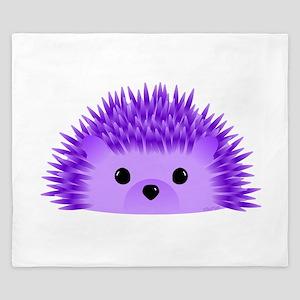 Redgy the Hedgehog King Duvet