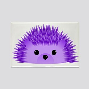 Redgy the Hedgehog Rectangle Magnet