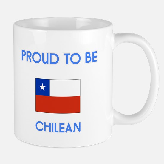 Proud to be Chilean Mugs
