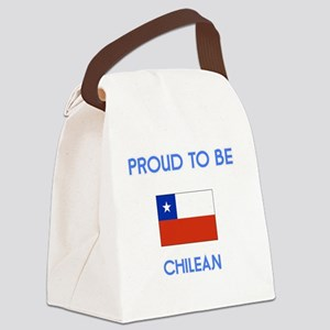 Proud to be Chilean Canvas Lunch Bag