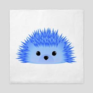 Wedgy the Hedgehog Queen Duvet