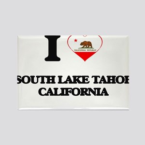 I love South Lake Tahoe California Magnets