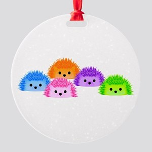 The Whole Prickle Round Ornament