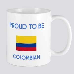 Proud to be Colombian Mugs