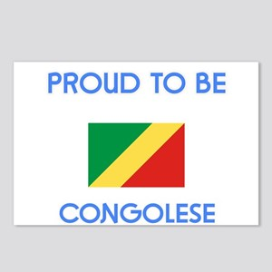 Proud to be Congolese Postcards (Package of 8)