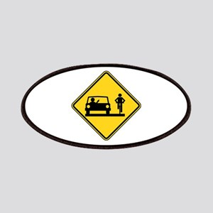 Road Rage Patch