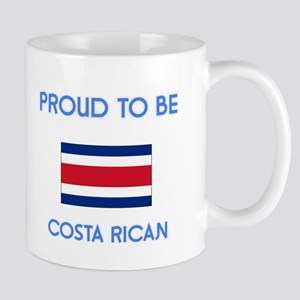 Proud to be Costa Rican Mugs