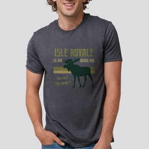 Isle Royale Moose National Park T-Shirt