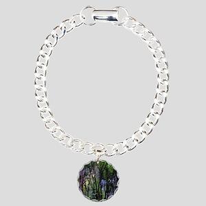 Forest Fairy Lights Charm Bracelet, One Charm