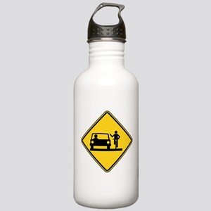 Move Over Jerk Stainless Water Bottle 1.0L