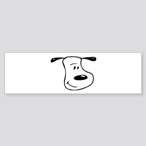 Snoopy Bumper Sticker