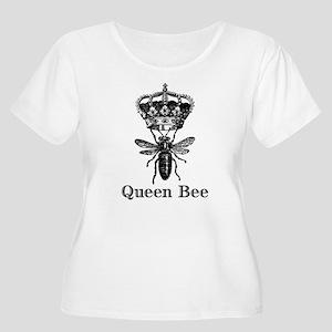 Queen Bee Plus Size T-Shirt