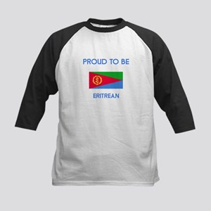 Proud to be Eritrean Baseball Jersey
