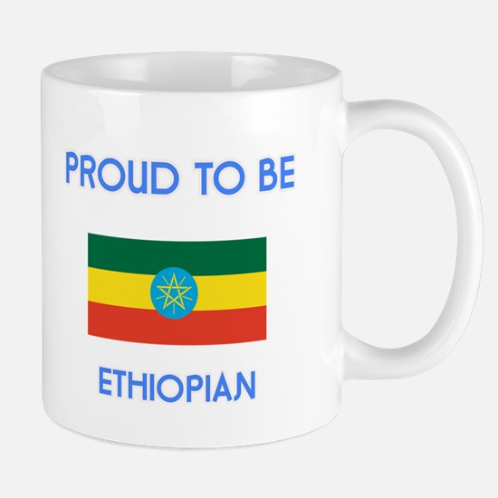 Proud to be Ethiopian Mugs