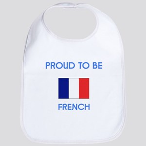 Proud to be French Baby Bib