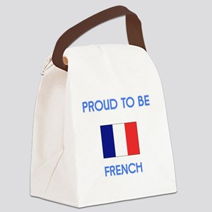 Proud to be French Canvas Lunch Bag