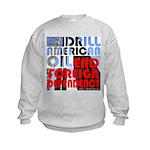 American Oil Kids Sweatshirt