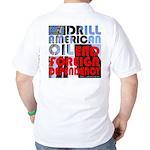 American Oil Golf Shirt