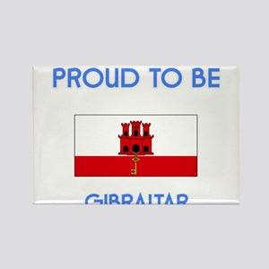 Proud to be Gibraltar Magnets